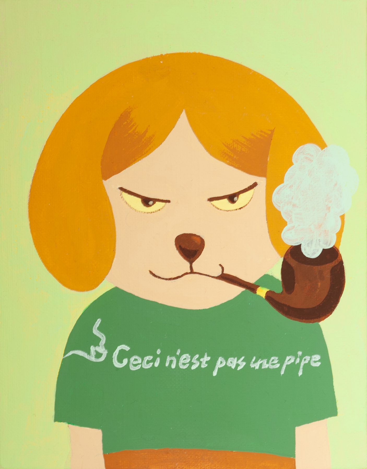 Bobby -Ceci nest pas une pipe-